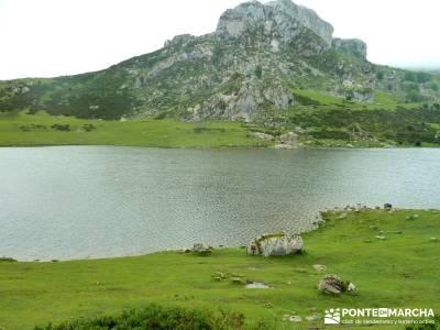 Descenso Sella - Lagos de Covadonga; fotos de senderismo; consejos senderismo;fin de semana romantic